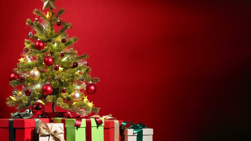 feestdagen en een eetstoornis