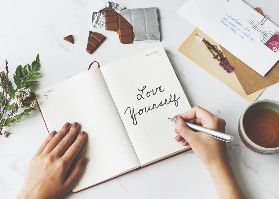 Van jezelf bekritiseren naar zelfcompassie
