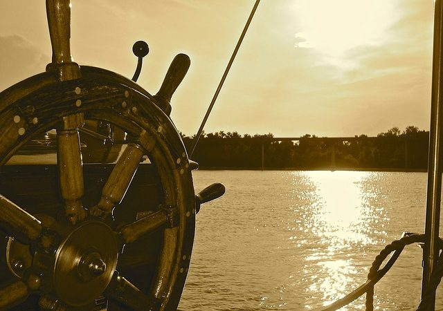 wordt de kapitein van je eigen schip